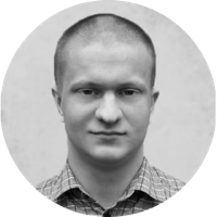 Anton R., Occupied position: Head of Frontend Development
