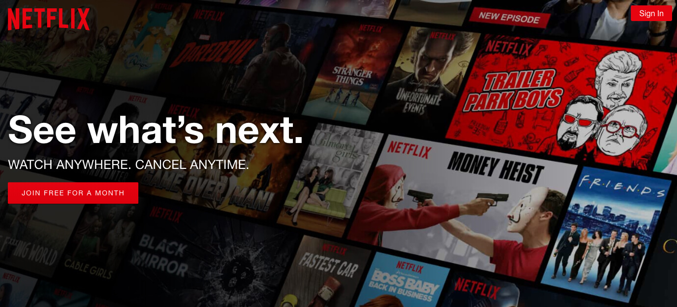 Netflix---Best-10-AngularJS-and-Node.js---2muchcoffee