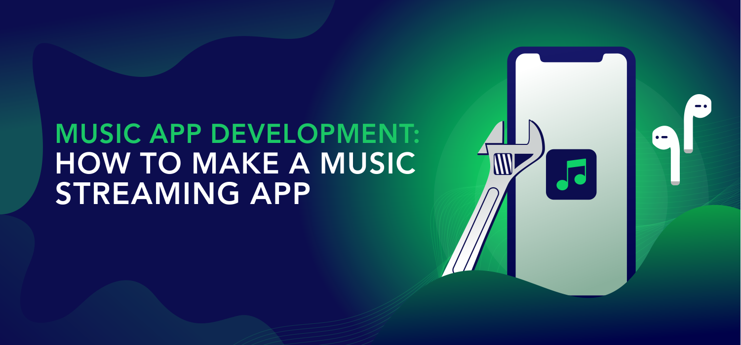 Illustration Tips on How to Create a Music Streaming App for Startup in 2018
