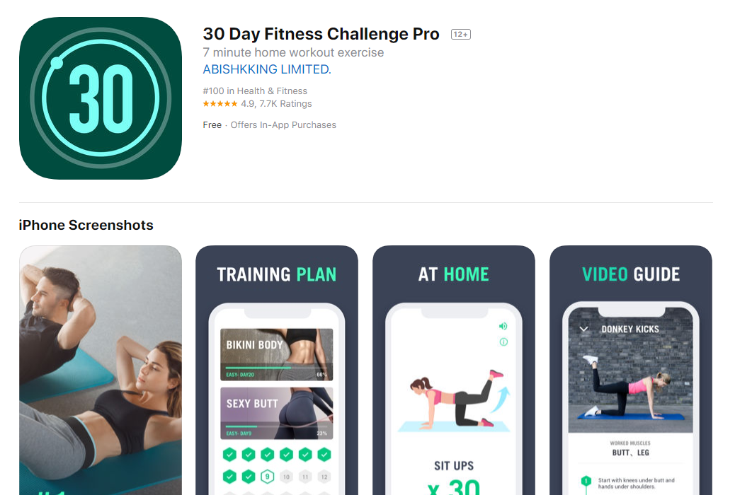Top 10 Free Fitness Apps for the 2019 Summer Season
