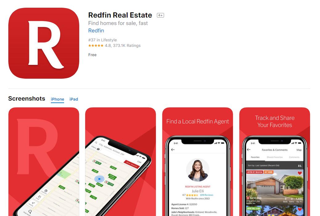 Redfin_Real_estate