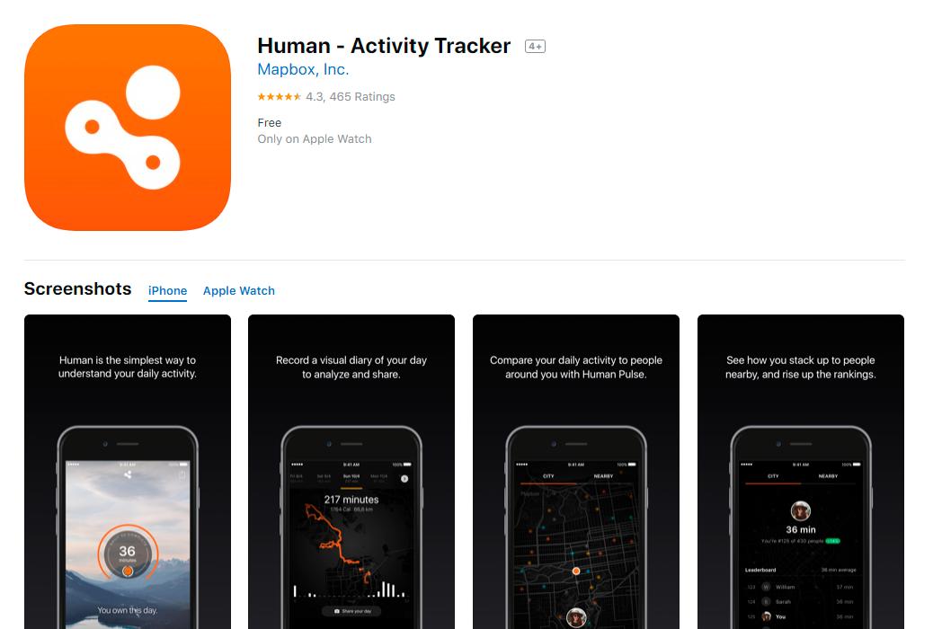 Human_Activity-Tracker