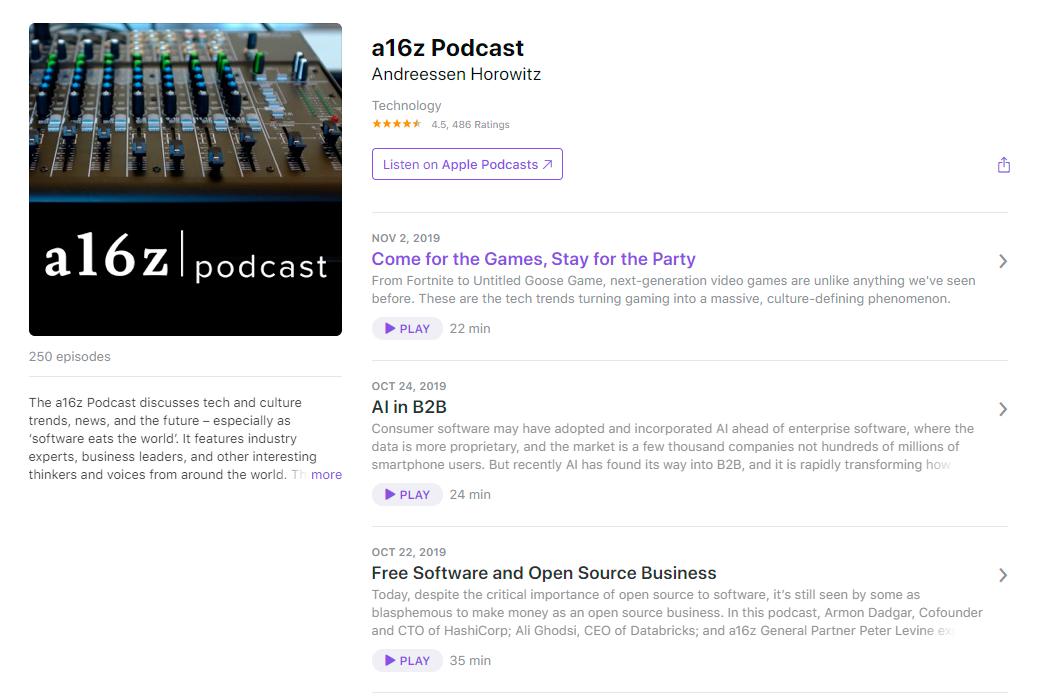 a16z_Podcast