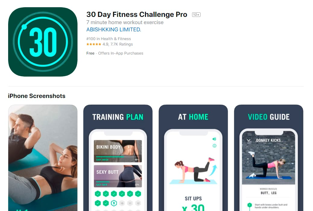 30Day_Fitness_Challenge_Pro