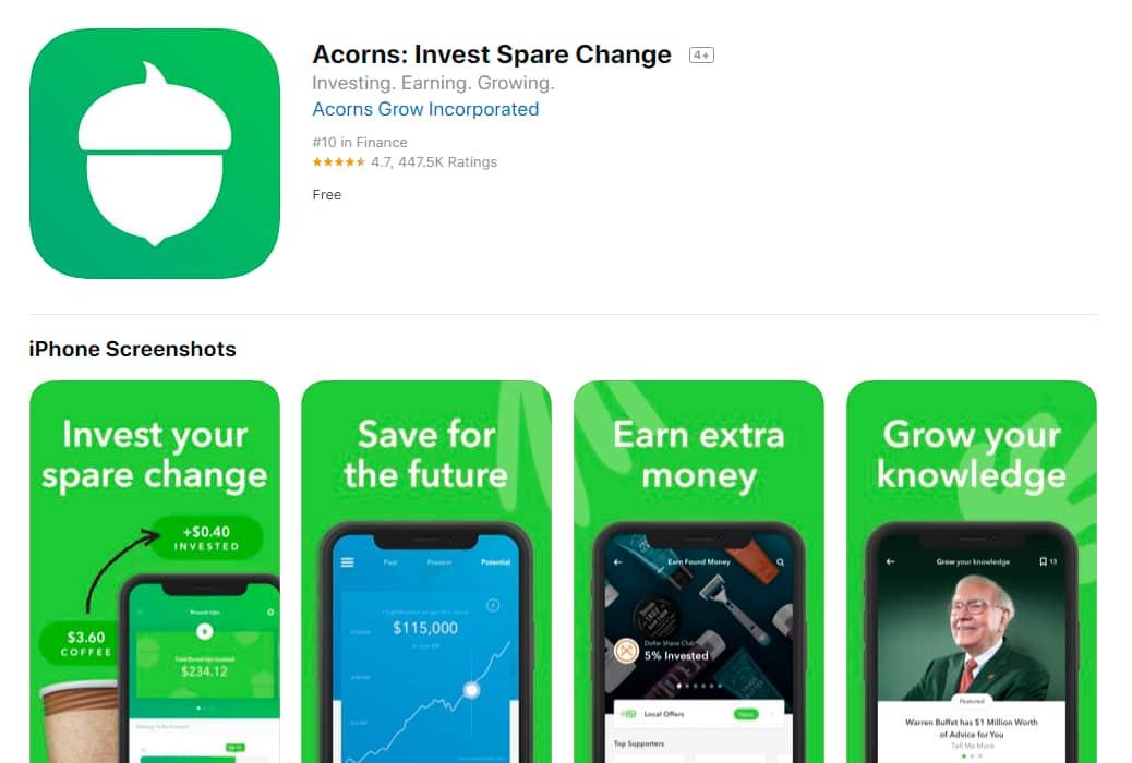 Acorns_Invest_Spare_Change