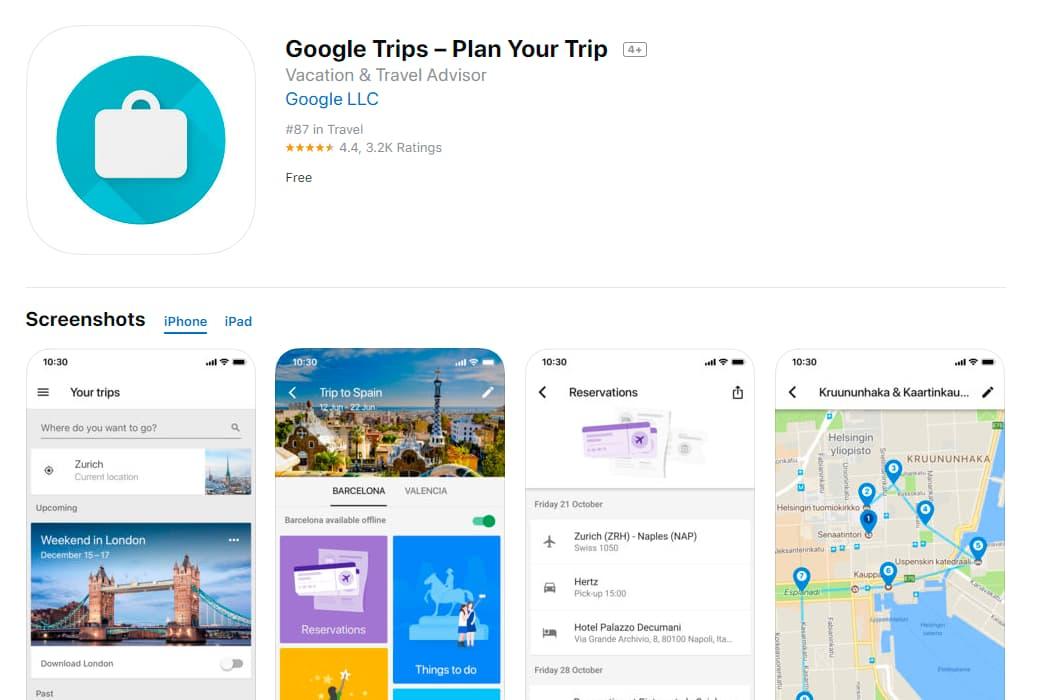 Google_Trips
