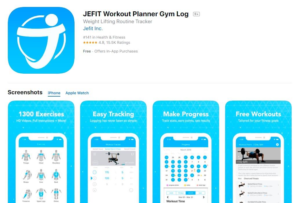 Jefit_Workout_Planner