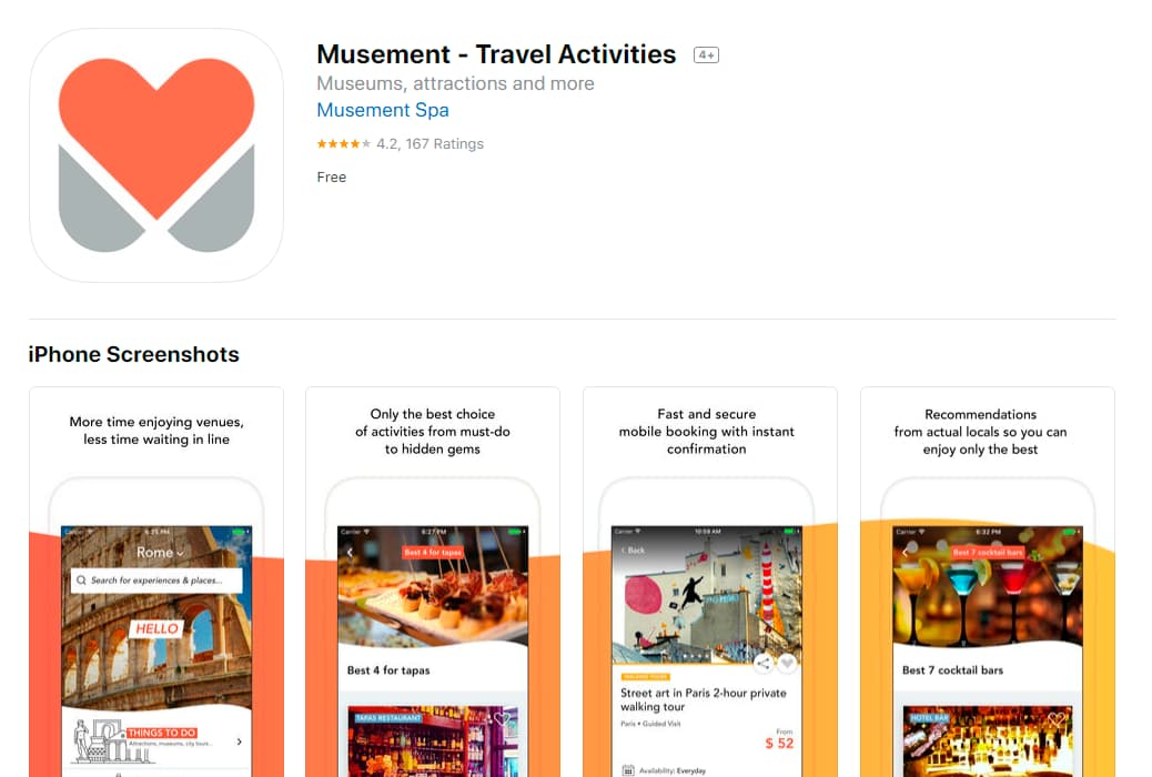 Musement_Travel_Activities