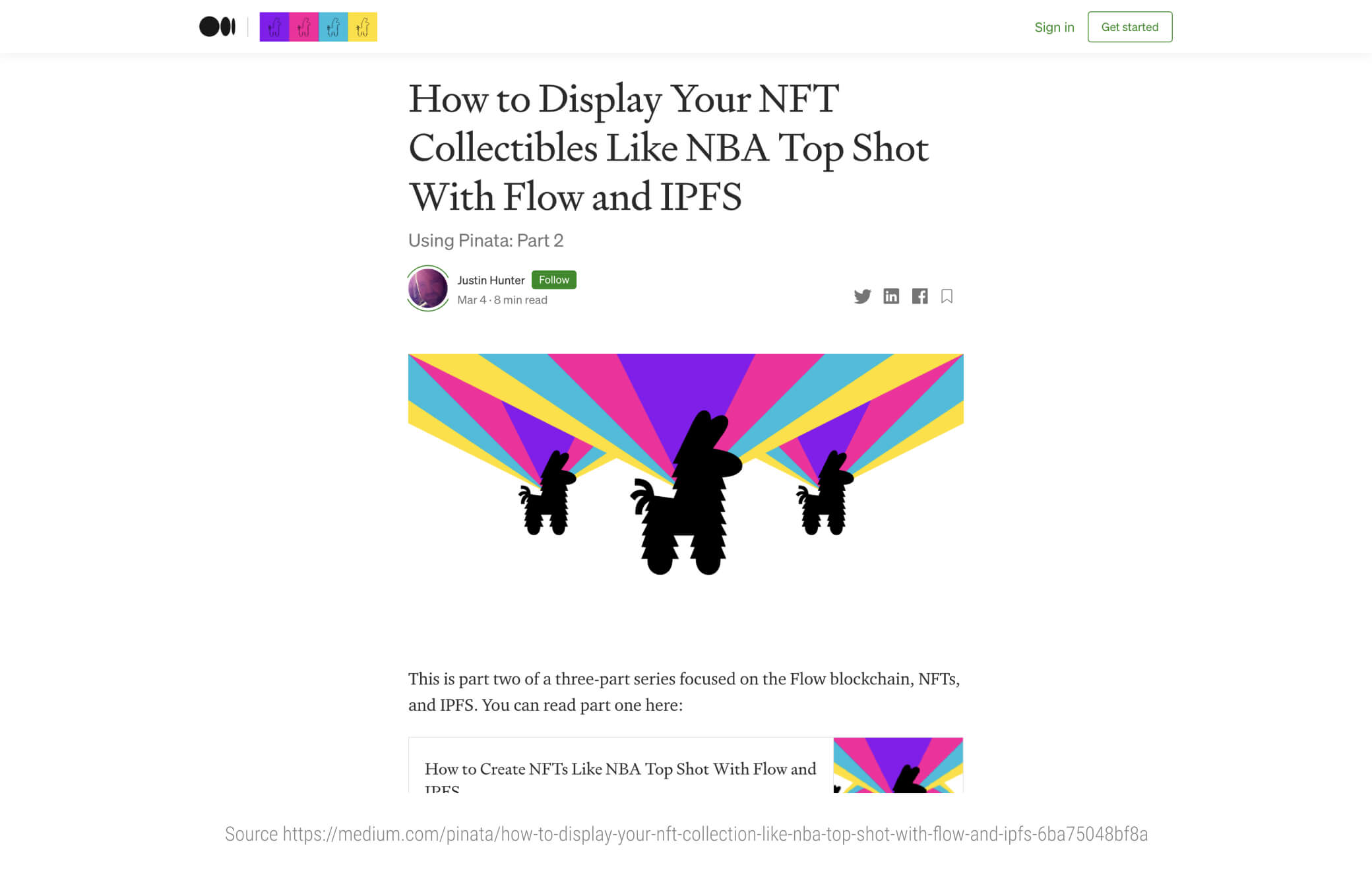 How-to-Display-Your-NFT-Collectibles-Like-NBA-Top-Shot-With-Flow-and-IPFS