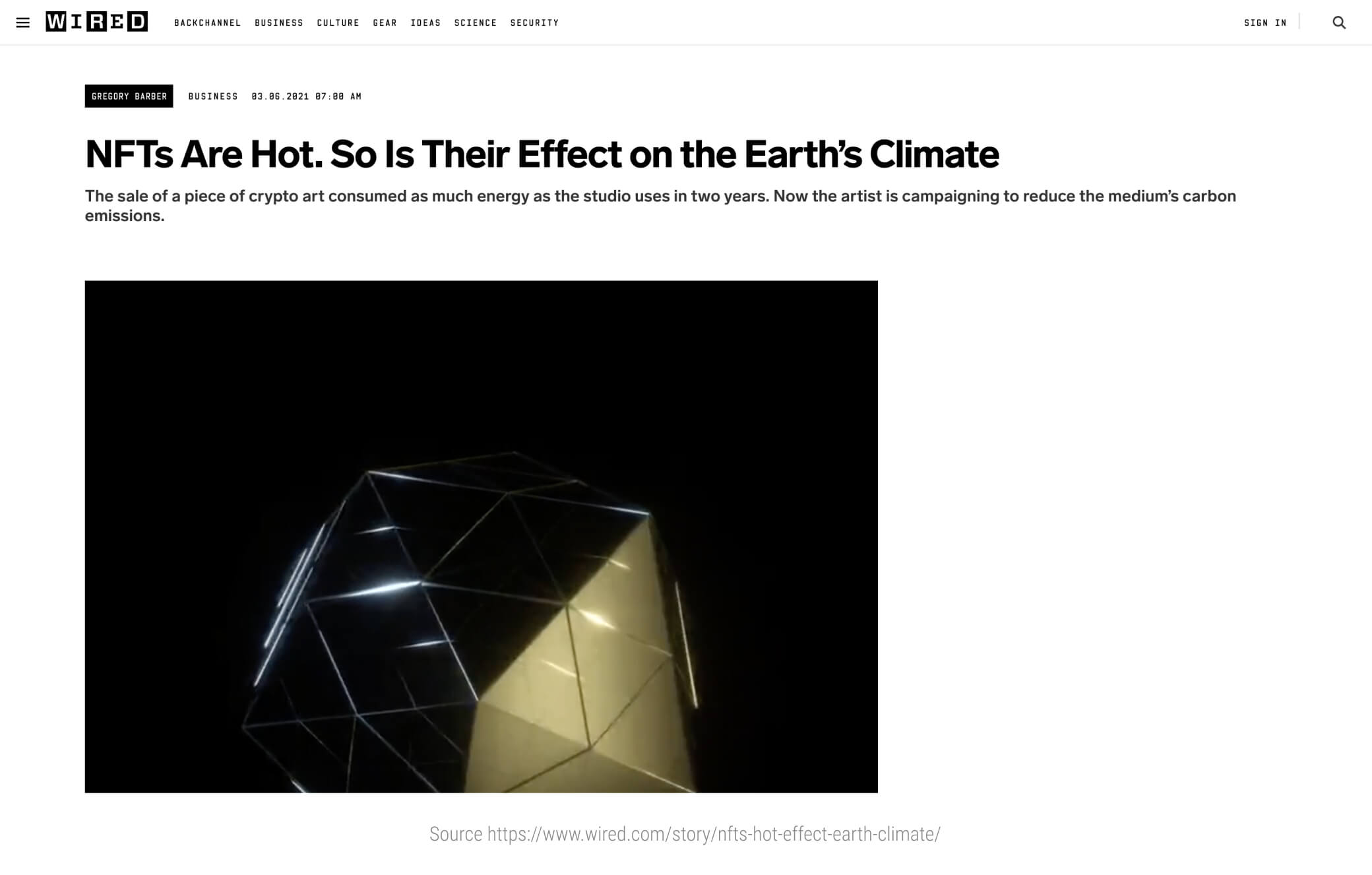 NFTs-Are-Hot.-So-Is-Their-Effect-on-the-Earth-s-Climate