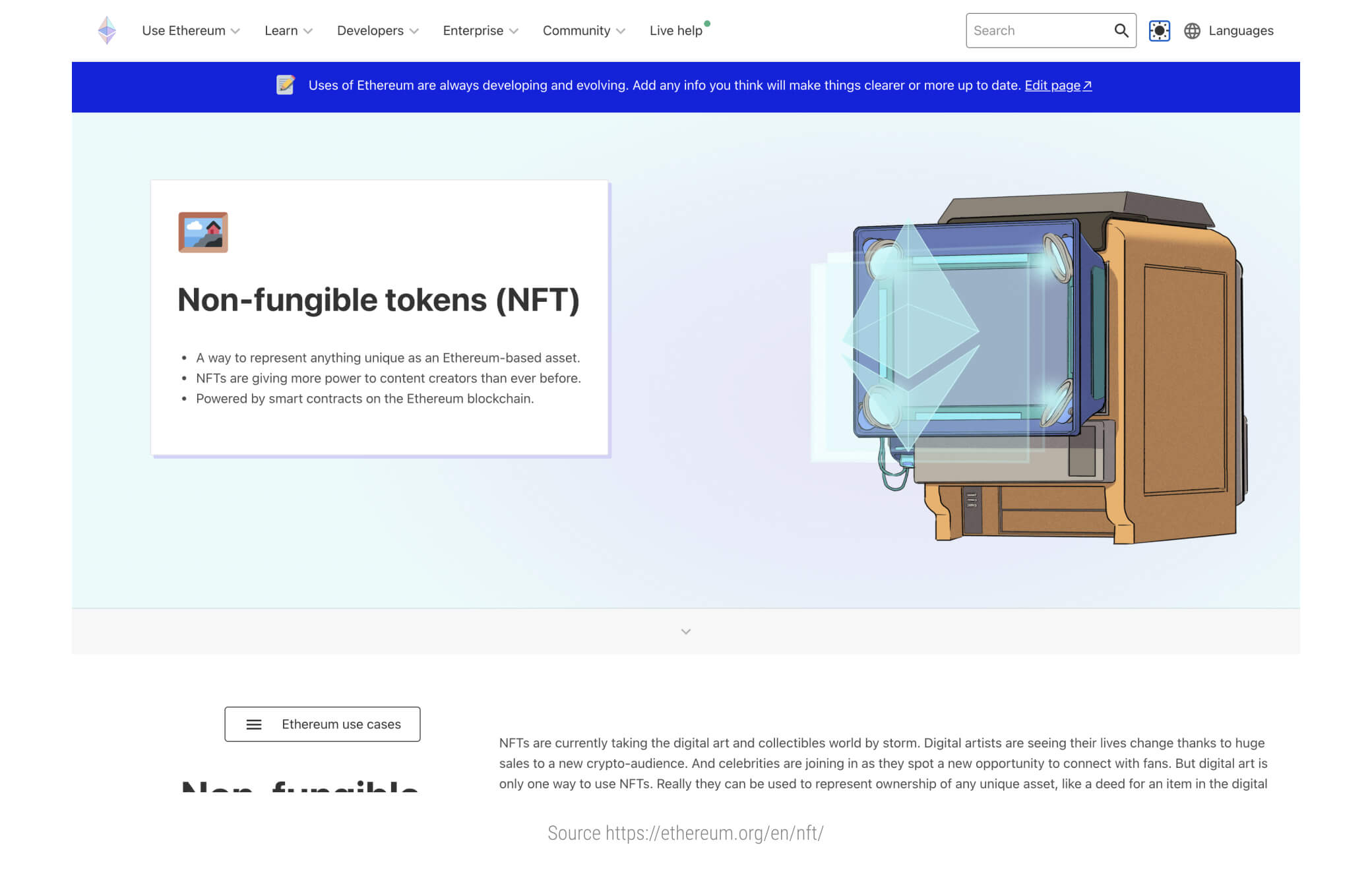 Non-fungible-tokens--NFT-