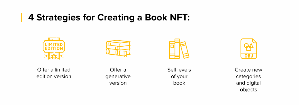 4-Strategies-for-Creating-a-Book-NFT