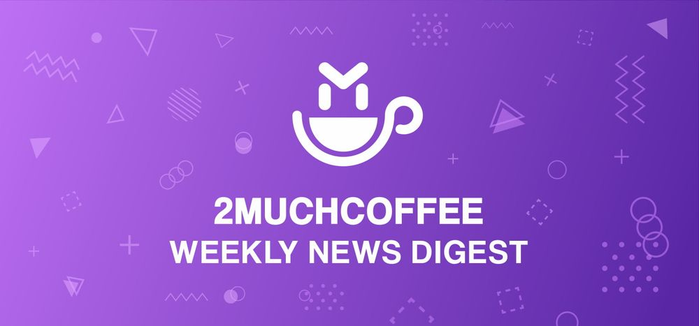 Weekly News Digest (8 Nov, 2019)