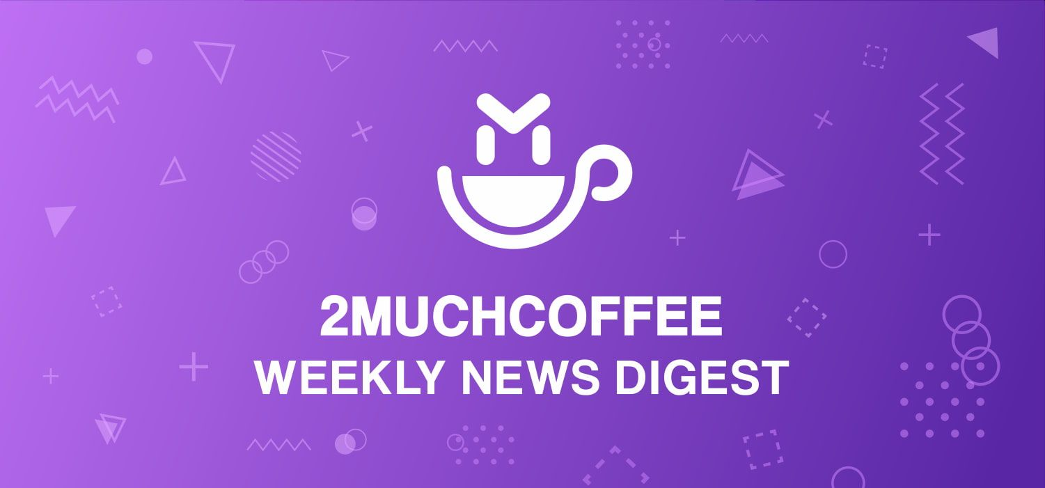 Weekly News Digest (25 Oct, 2019)