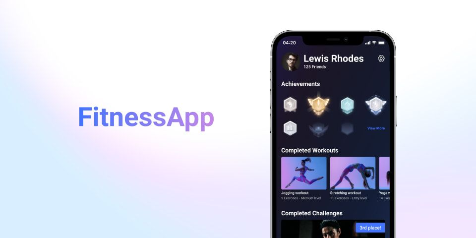 How to Build a Fitness App? UI-UX Design Case Study